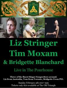 liz-stringer-tim-moxam-bridgette-blanchard-feb-5th-poster-photo