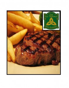 Thursday All Day Steak and Chips $8.99