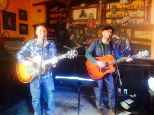 VINTAGE 2.0 feat Donnie Bowers and Tim MacPherson.  Acoustic Pub Duo LEGENDS!  NO cover, 8pm