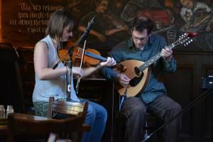 Karine Gallant and Iain MacInnes 2