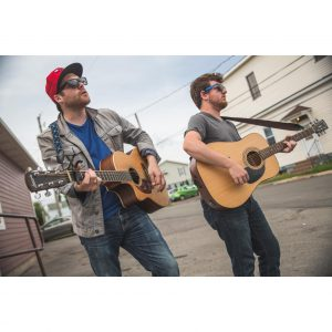 Iain McCarvill and Bruce Rooney 8-11pm.  Awesome acoustic duo.  No cover!