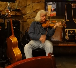 Howie MacDonald and Dave MacIsaac.  Wicked Fiddle, Guitar, Piano.  You're in for a treat!  7-11pm, no cover, 19+