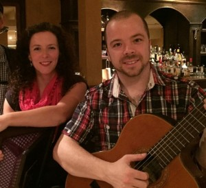 Brìgh House Band Saturday Supper Series ... 5:30-7:30pm every Saturday with Cian O'Morain and Mary MacGillivray of Brìgh Music and Tea Shop and a new special guest Musician each week.