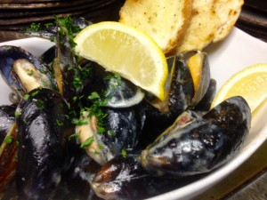 Mussels Molly Malone