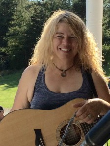 Katey Day ... awesome acoustic Blues.  Such a talent! 7:30pm