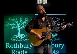 Scottish Singer Songwriter from Glasgow, FINDLAY NAPIER, early matinee 6-8pm onour main stage.  No cover!