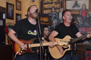 Robbie Doherty, Rob Reid and Jeff Doherty, 8:30pm, No cover!