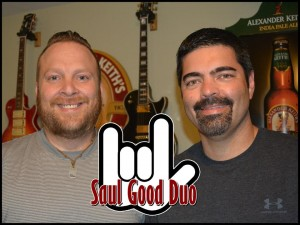 The SAUL GOOD Duo with Chris Ahern and Andy Gallant 8pm, no cover