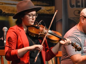 Matinee with Cape Breton Fiddler HAILEE LeFORT & guests 5:30-7:30pm.  No cover!