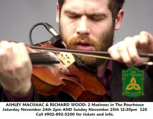 Ashley MacIsaac and Richard Wood Facebook photo Nov 24 and 25th 2018 #2