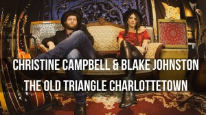 Christine Campbell and Blake Johnston 2