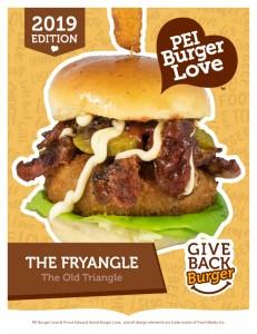 THE FRYANGLE - PEI Burger Love 2019