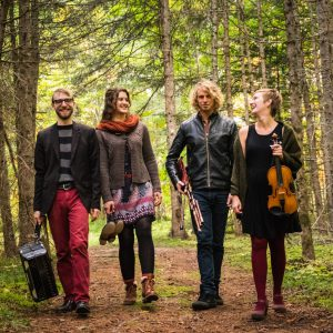 Fàrsan: Celtic Quartet in The Pourhouse. Tickets $20. Doors at 6pm with show at 7:30pm