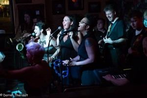 LADY SOUL!   Wicked Soul and Funk Ensemble.  9pm, NO COVER!