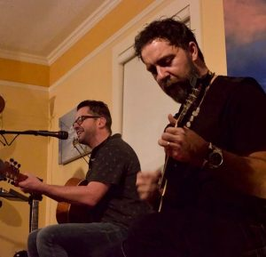 KEITH MULLINS & KEV CORBETT in The Pourhouse.  Two Dynamite Singer-Songwriters and instrumentalists from NS.  Doors at 6pm, show at 7pm.  Tickets $20 at the bar now . Call 902-892-5200 to reserve.