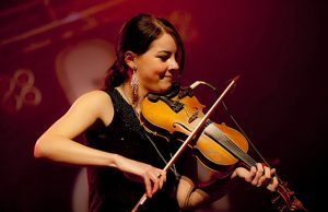 Cape Breton Fiddler CHRISSY CROWLEY and friends 7-11pm.  No cover!