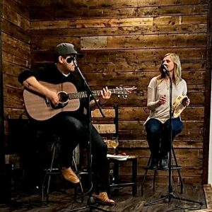 Brandon Gillis and Jen Gillis 7-10pm, no cover!